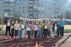 В Городской классической гимназии открылась спортивная площадка