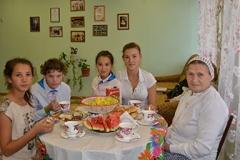 Дети войны и дети «Берегини» - встреча поколений
