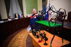 Сергей Шестаков - победитель в номинации «Лучший работник в сфере услуг»