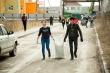 В округах и пригородах столицы прошли субботники по санитарной очистке