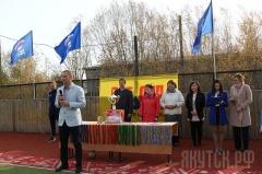 В Якутске прошел турнир по мини-футболу среди школьных команд