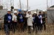 Молодежный совет федерации профсоюзов стал участником акции «Вызов-кузов!»