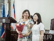 Марфа Винокурова, медицинская сестра по физиотерапии отделении восстановительного лечения и реабилитации №1 «Детская городская больница»