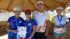 В Якутске прошел открытый городской турнир по пляжному волейболу