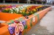 Год труда: Количество посаженных цветов в Якутске уже превысило 900 тысяч