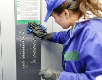 Информация о санобработке подъездов жилых домов в Якутске на 18 часов 27 декабря