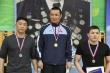 В Якутске прошел открытый турнир по борьбе хапсагай