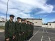 В Якутске состоялось открытие военно-патриотических сборов «Курс молодого бойца»