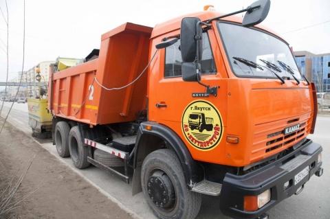 Благоустройству и уборка улиц от пыли ведутся в штатном режиме