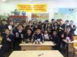 Учащиеся школы №2 присоединились к акции «Миллион цветов»