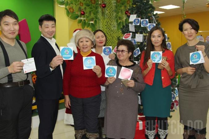 Общественники столицы приняли участие в благотворительной акции «Елка добра»