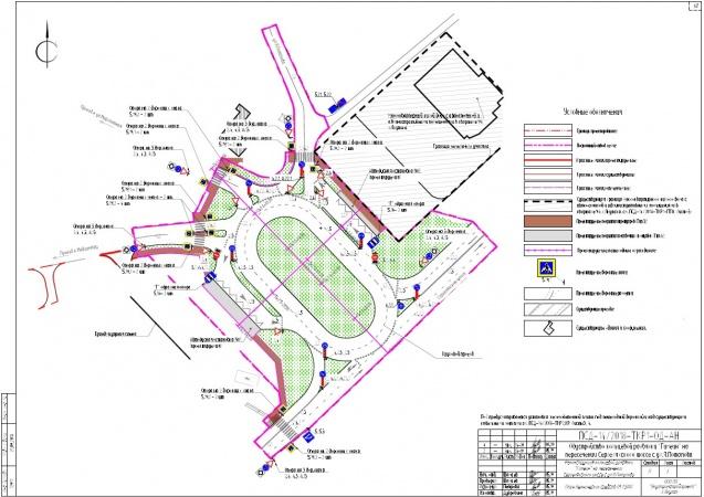 Где устроены пешеходные переходы на новых кольцевых развязках Якутска?
