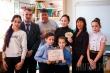 В рамках благотворительной акции «Эстафета добра» компания «Норд-Строй» оказала помощь СОШ №18