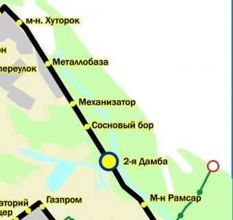 В Якутске возобновится движение автобусов по Хатынг-Юряхскому шоссе