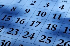 Сроки представления налоговой отчетности за 3 квартал 2019 года