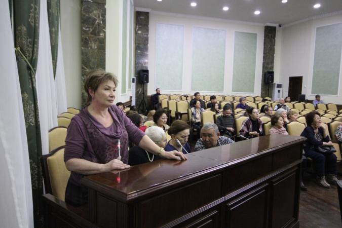 Садоводческие и огороднические товарищества Якутска обсудили насущные вопросы