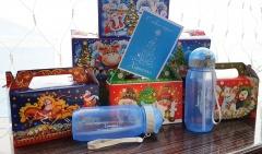 Новогодние подарки для детей с инвалидностью