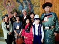 Ученики и родители СОШ №27 стали участниками  Межрегионального этнофорума «Диалог народов – диалог культур»