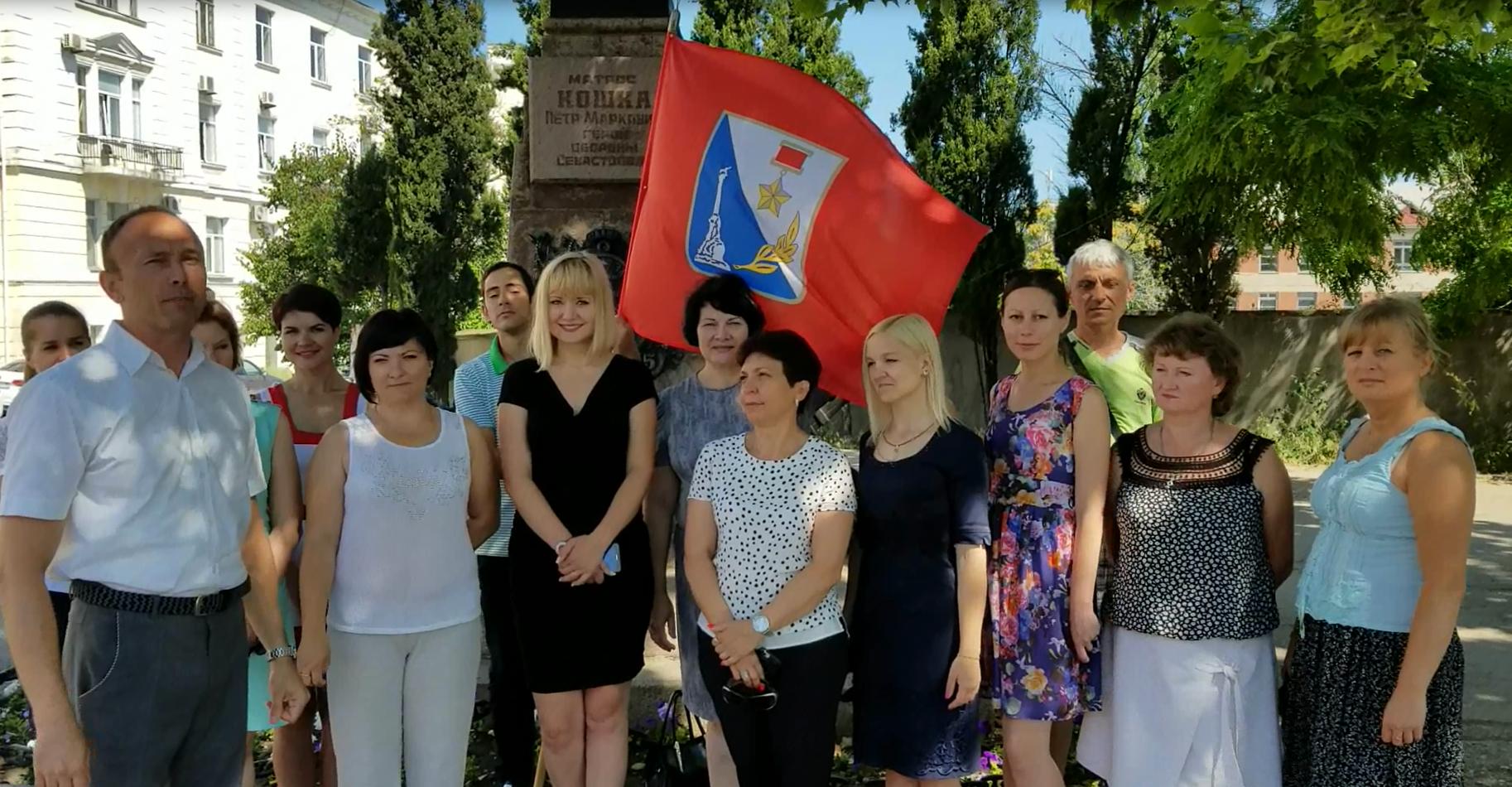 Поздравление жителей города – побратима Севастополь с Днем города Якутска