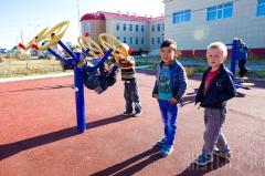 В селе Пригородный состоялось открытие спортивного комплекса им. Алексея Никифорова