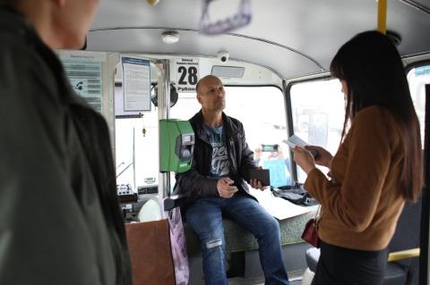 В Якутске проверяют санитарное состояние маршрутных автобусов