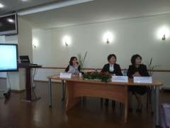 Участие врачей-онкологов в III Межрегиональной научно-практической конференции «Женщина и вызовы современности».