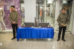 В Якутске презентуют мемориальный комплекс «Солдат Туймаады»