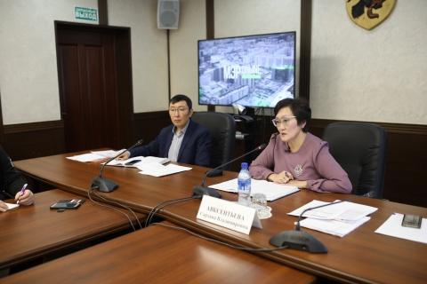 Сардана Авксентьева провела пресс-конференцию по итогам 2019 года