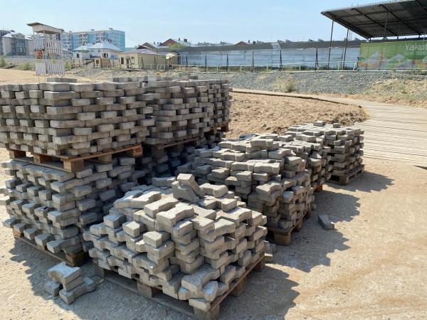 Вторичное сырье и стройматериалы для благоустройства экономят городской бюджет