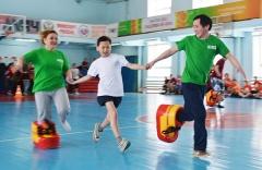 «Якутск спортивный»: округа и пригороды соревнуются за победное первенство