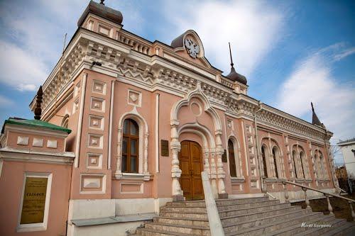 Здание Якутского областного казначейства