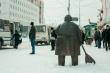 Комфортная городская среда: Скульптура «Дворник» и детские площадки Якутска признаны лучшими практиками