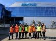 Совет молодежи АО «Аэропорт Якутск» присоединился к «Эстафете добра»