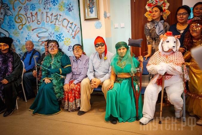 Добровольцы столицы поддержали социальную акцию «Старость в радость»