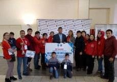 Сайсарский округ объявлен победителем Первого городского молодежного фестиваля