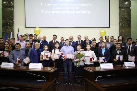 В Якутске подвели спортивные итоги 2019 года