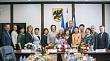 В Окружной администрации поздравили с юбилеем Марину Иванову - почетного гражданина города Якутска