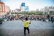 В Якутске стартовали бесплатные танцевальные занятия под открытым небом