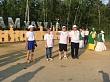 Огонь VII спортивных игр народов Якутии встретили на границе Намского улуса с Тулагино-Кильдямским наслегом