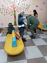 Дежурный детский сад работает для детей сотрудников, занятых в мероприятиях по предупреждению коронавируса
