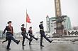 В Якутске состоялось торжественное водружение Знамени Победы