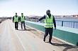 В Якутске проверили гарантийное состояние объектов БКАД – улицы Пилотов и моста через речку Шестаковка