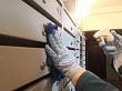 В Якутске продолжается дезинфекция и влажная уборка подъездов по рекомендациям Роспотребнадзора