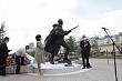 В Якутске открыли памятник якутским снайперам Великой Отечественной войны