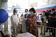 Айсен Николаев и Сардана Авксентьева приняли участие в Общероссийском голосовании