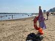 На городском пляже Якутска соблюдаются все меры безопасности