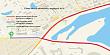 Кольцевая развязка Гимеин будет перекрыта для движения транспорта с 27 июля до 9 августа. Схема объезда