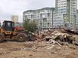 В Якутске снесли очередной объект самовольной постройки