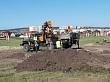 В Якутске идет строительство Парка Победы