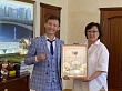 Сардана Авксентьева встретилась с рекордсменом по трикингу Гаврилом Даниловым